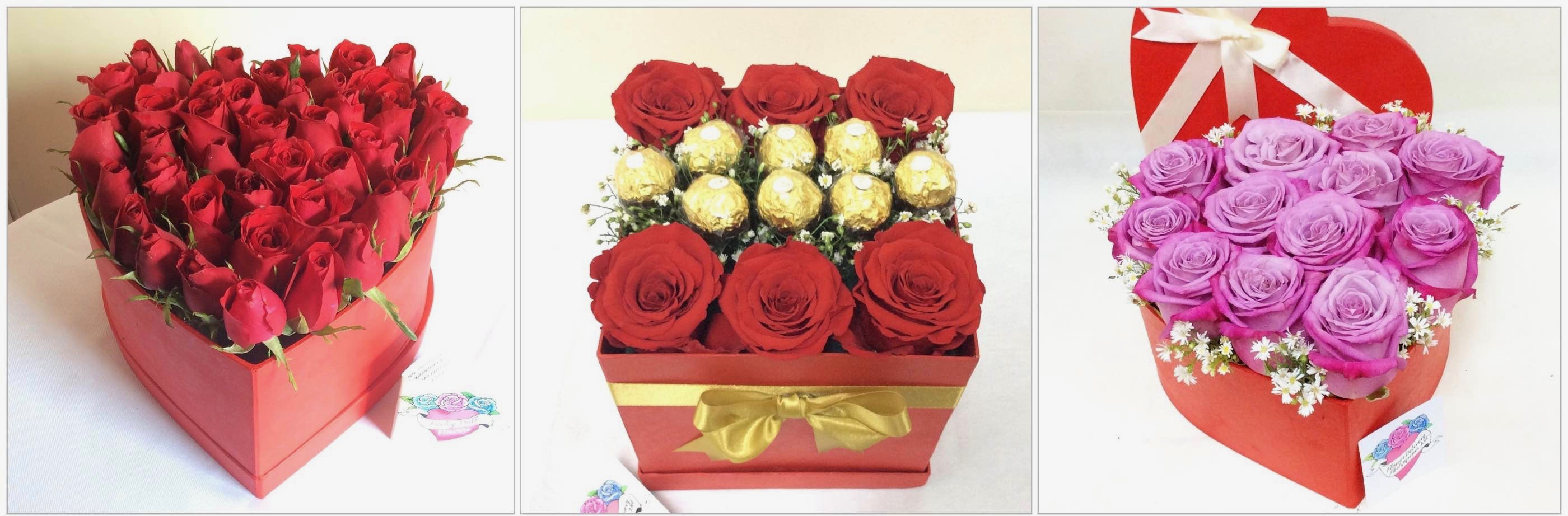 Boxed roses delivery Philippines